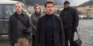 Mission Impossible- Fallout